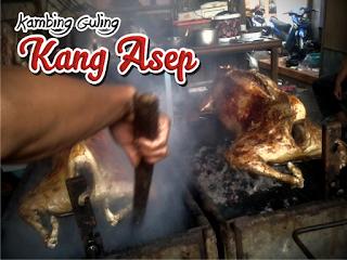 pesan Kambing Guling enak di Bandung