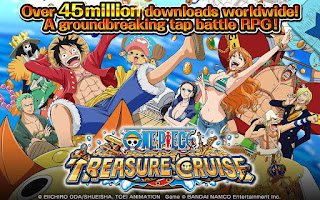 ONE PIECE TREASURE CRUISE (Japan) v7.0.0 Mod Apk