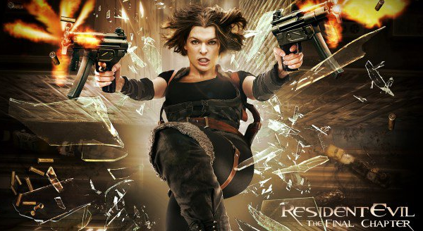 Film Resident Evil Terbaru: The Final Chapter 2017