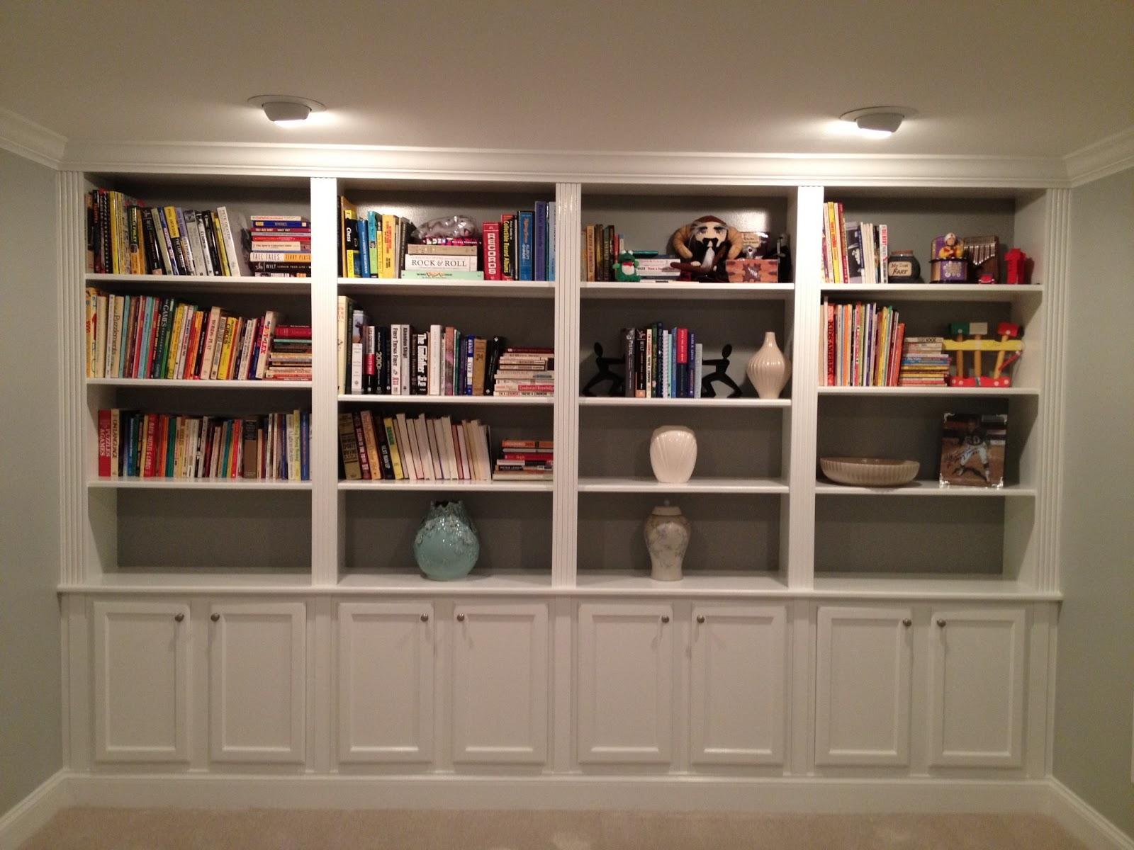 Stephanie Kraus Designs: Monster Bookcase Restyled Three Ways