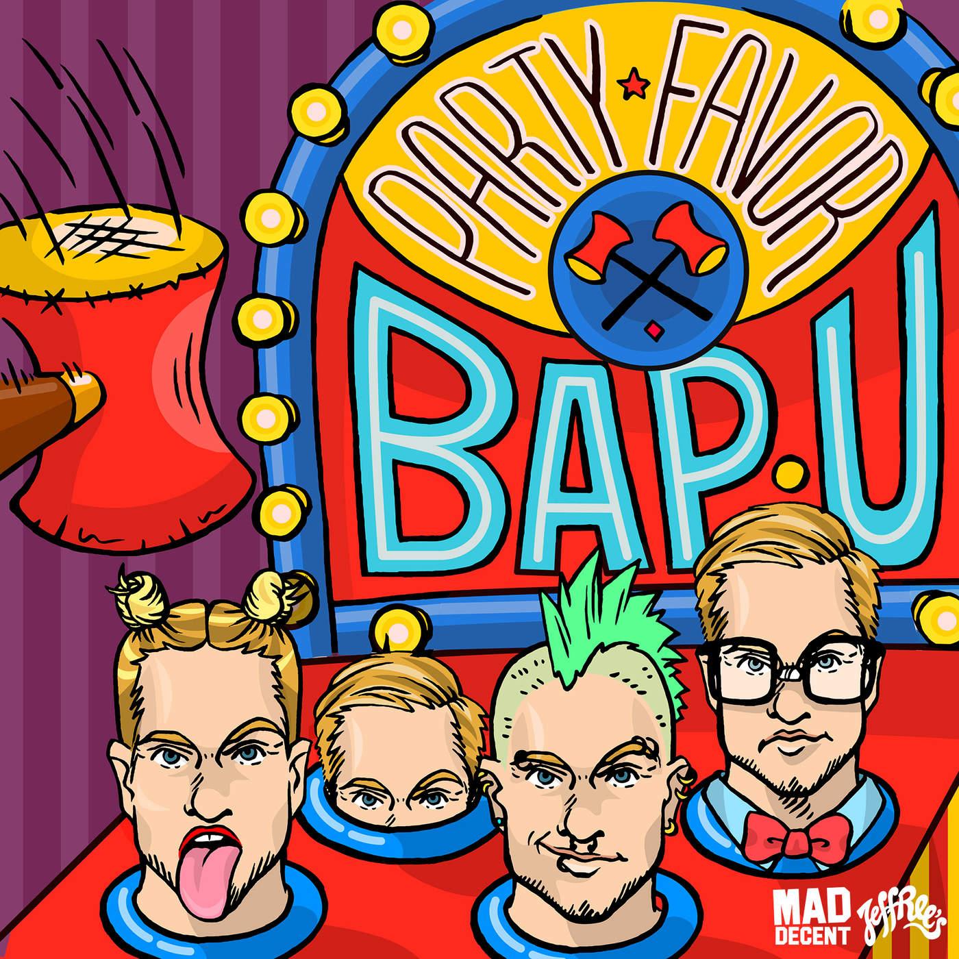 Скачать песню b. A. P one shot.