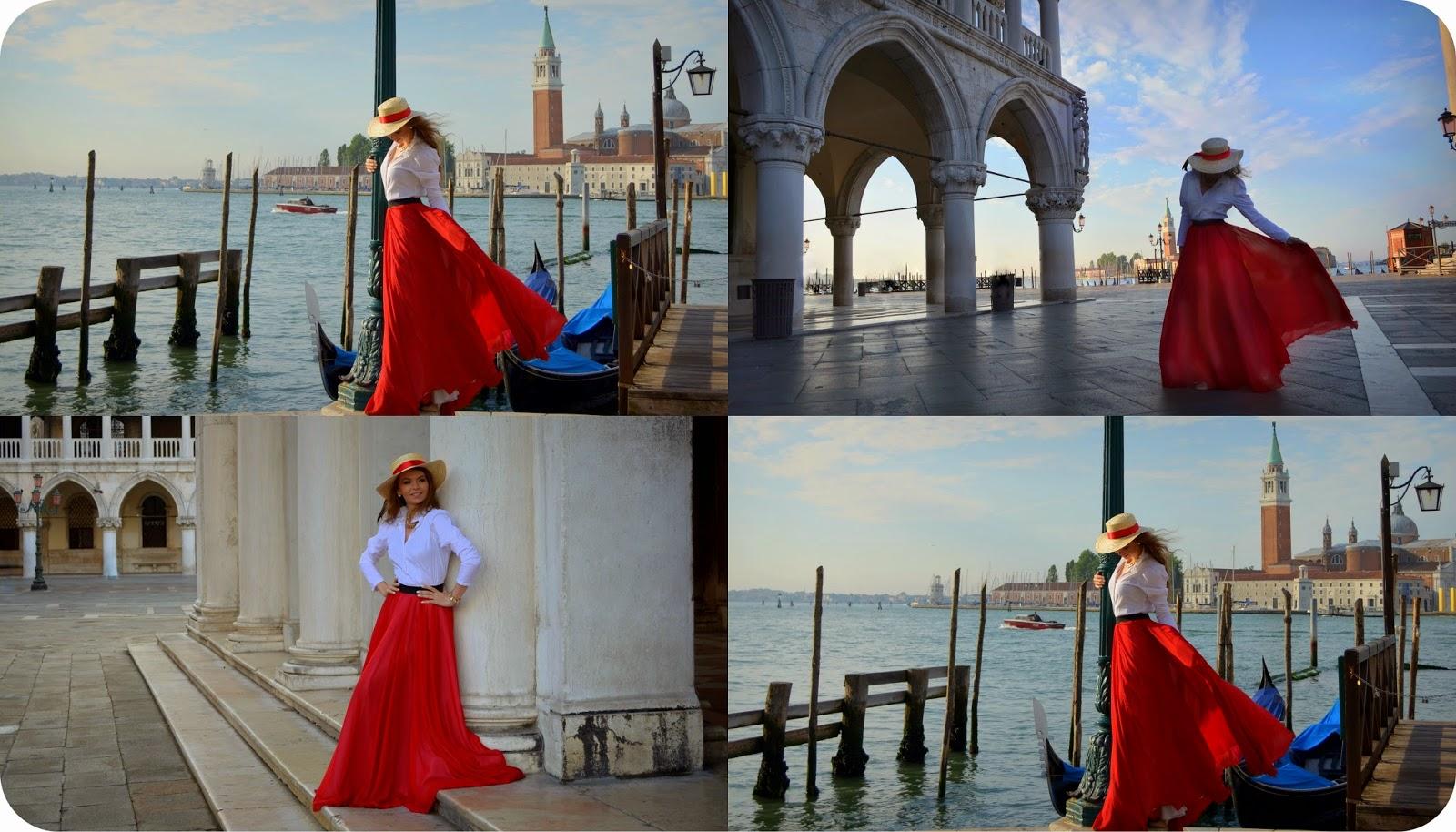 фотосъемка в венеции образ венецианки