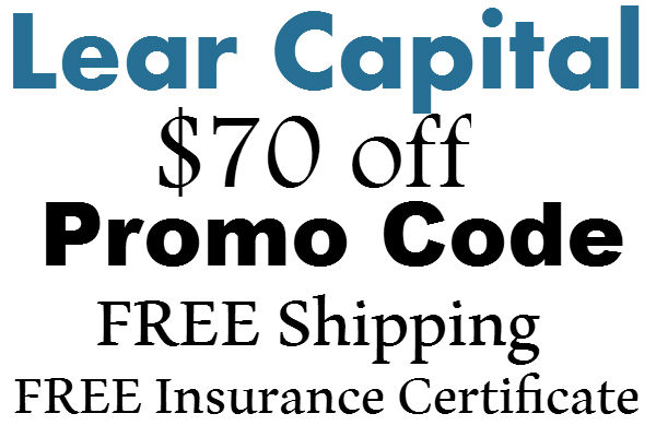 Lear Capital Promotion Code 2021, $70 off LearCapital.com FREE Shipping Coupon April, May, June, July, August 2021