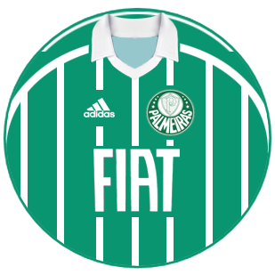 Palmeiras 2011 terceira camisa  34c59edd05fe4