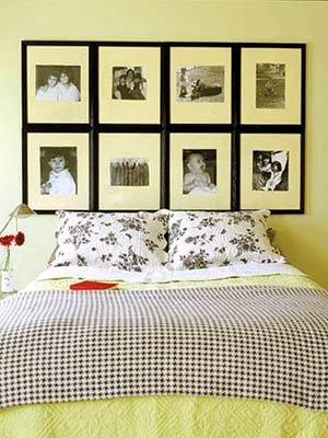 Ba da arteira cabeceiras de cama bem criativas - Forrar cabeceros de cama ...