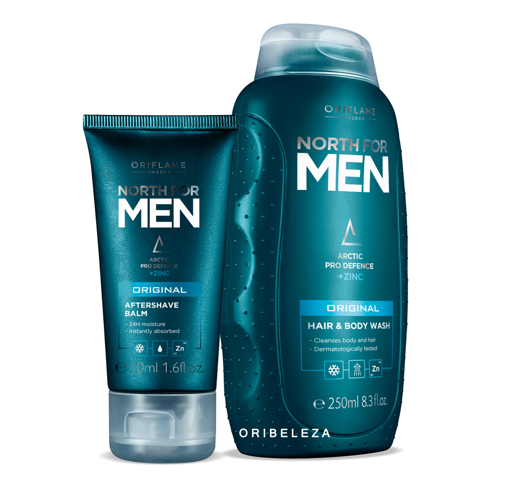 North For Men da Oriflame