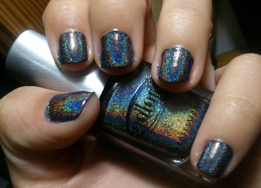 Beyond de Color Club. Mi propio Rainbow in the Dark