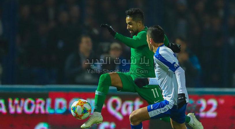 السعودية vs اوزباكستان