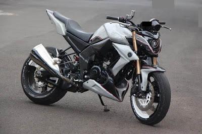 Aksesoris Motor Yamaha Byson agar Tampil Lebih Keren