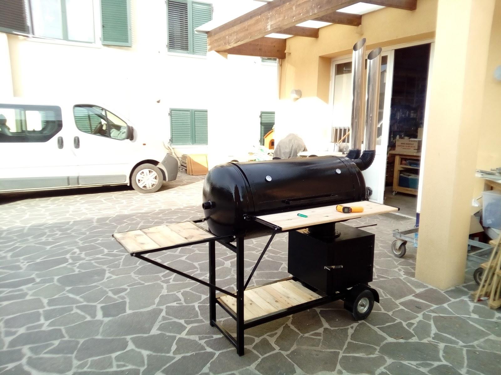diy progetti diy bbq costruire un barbecue