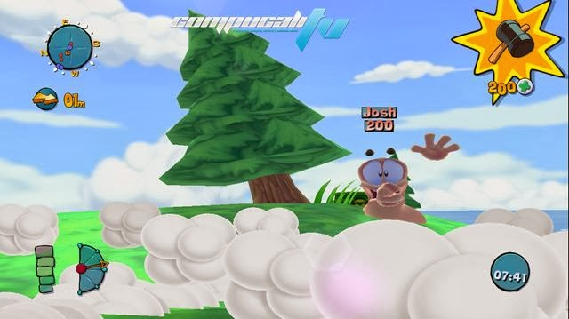 Worms Ultimate Mayhem PC Full Español Deluxe Edition Descargar