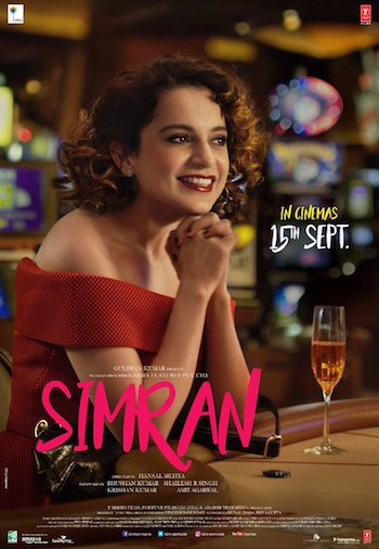 Simran 2017 pDVDRip Hindi 300MB