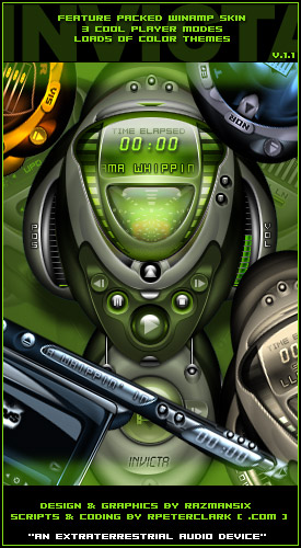 Download Skin Winamp Terbaru 2012