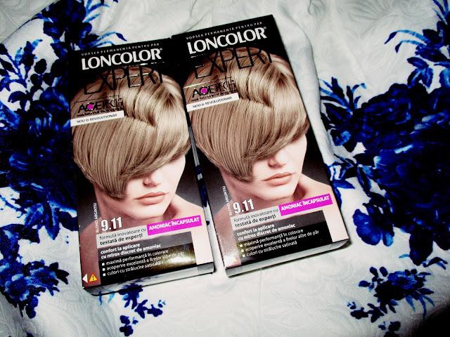 Experienta Loncolor Si Blond Argintiu Just Me