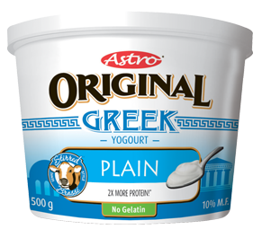 Can Natural Yogurt Be Substituted For Sour Cream