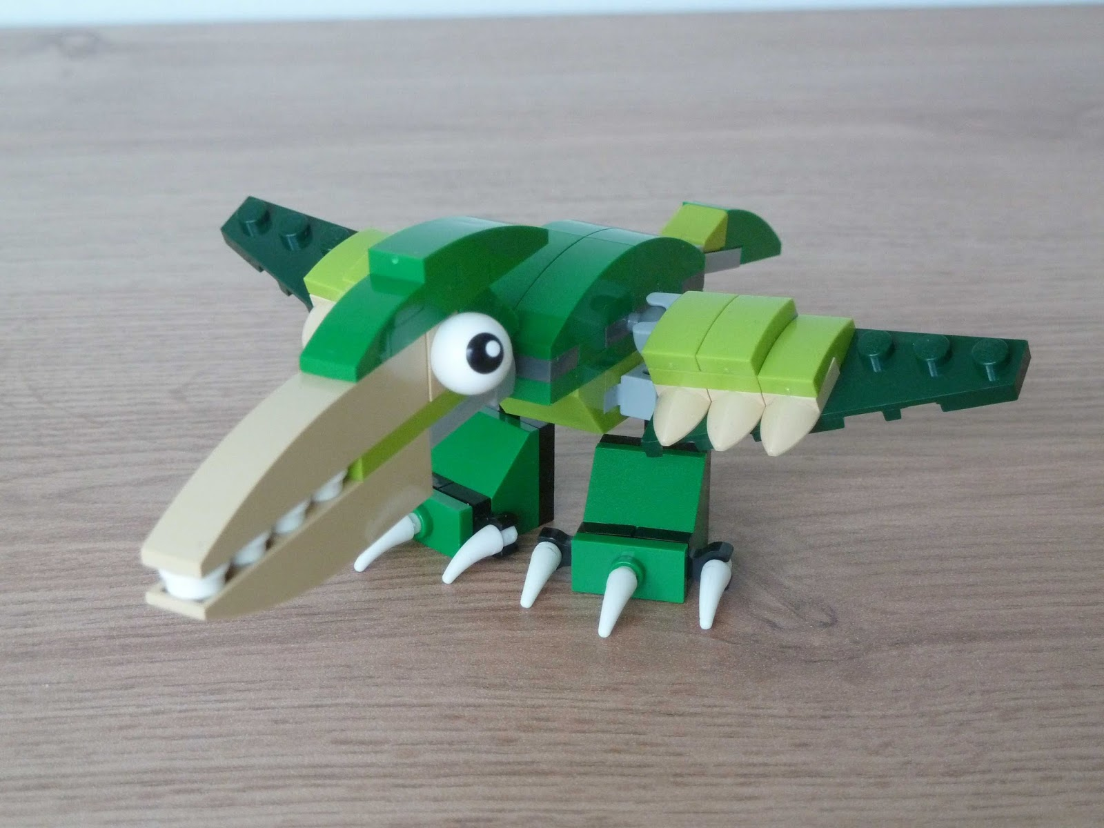 Totobricks Lego Mixels Series 10 Moc Instructions Pterodactyl