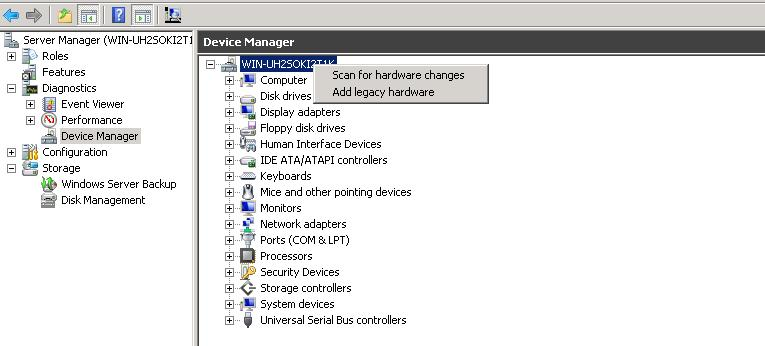 LUN creation on NetApp and mapping to windows 2008 or R2 or