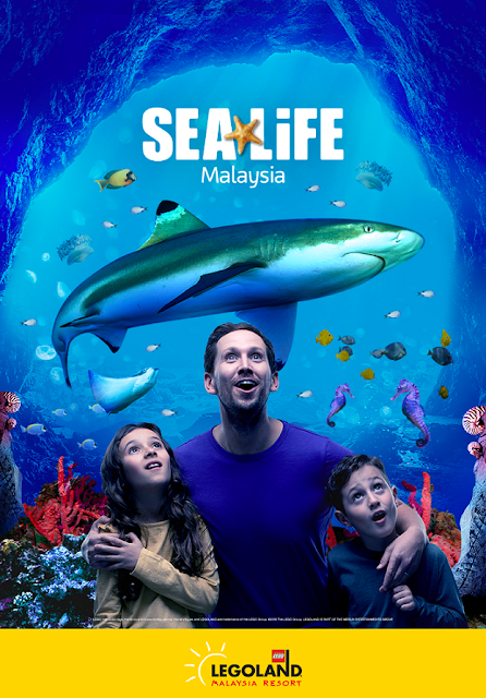 SEA LIFE Malaysia Already Open Its Doors To Public!