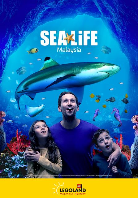 SEA LIFE Malaysia Already Open Its Doors To Public!