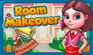 لعبة تنظيف الغرفة room makeover