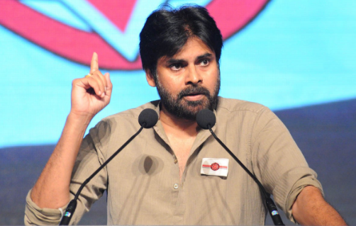 I Won't Run Away Like Jagan: Pawan