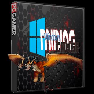 Win10-MiniOS Gamer v2018.06 x64 Spring Creator Update [1803]