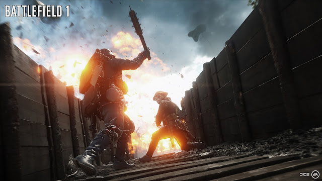 Battlefield 1 Datamined Reveals New Gadgets and Weapons