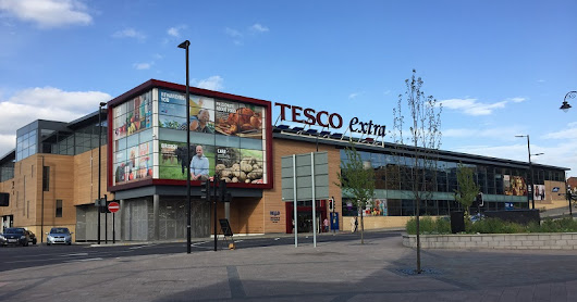 News: Tesco's parking maneuvers