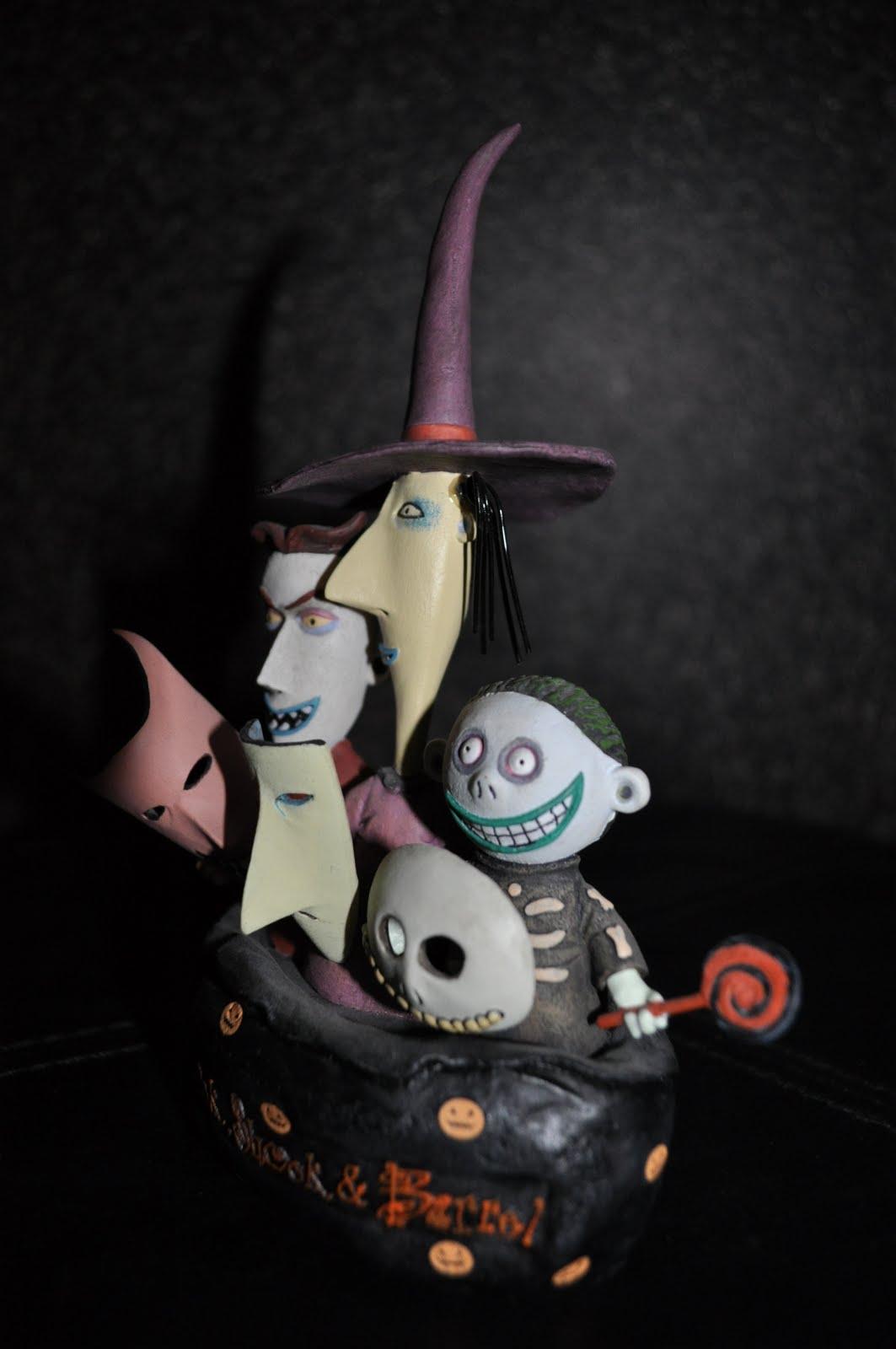 disney pixar fanatics nightmare before christmas neca busts