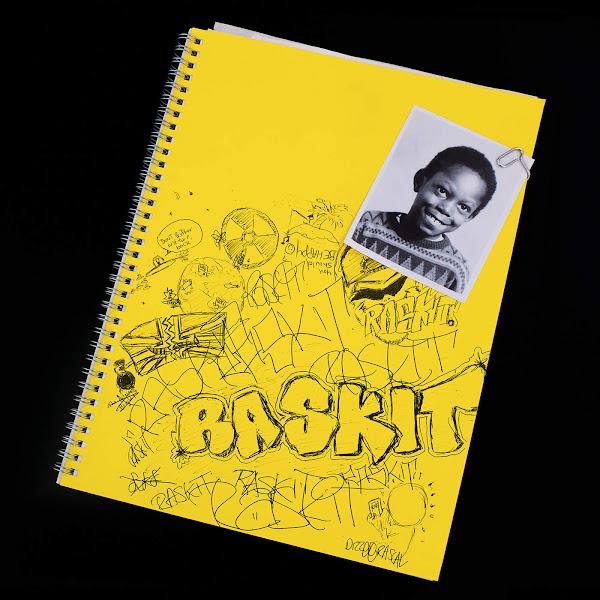 Dizzee Rascal - Raskit Cover