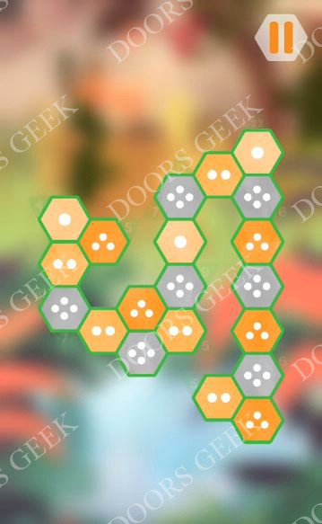 Hexologic Level 29 Solution, Cheats, Walkthrough for android, iphone and PC Steam