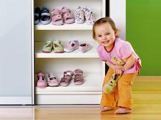 elegir zapatos para bebé