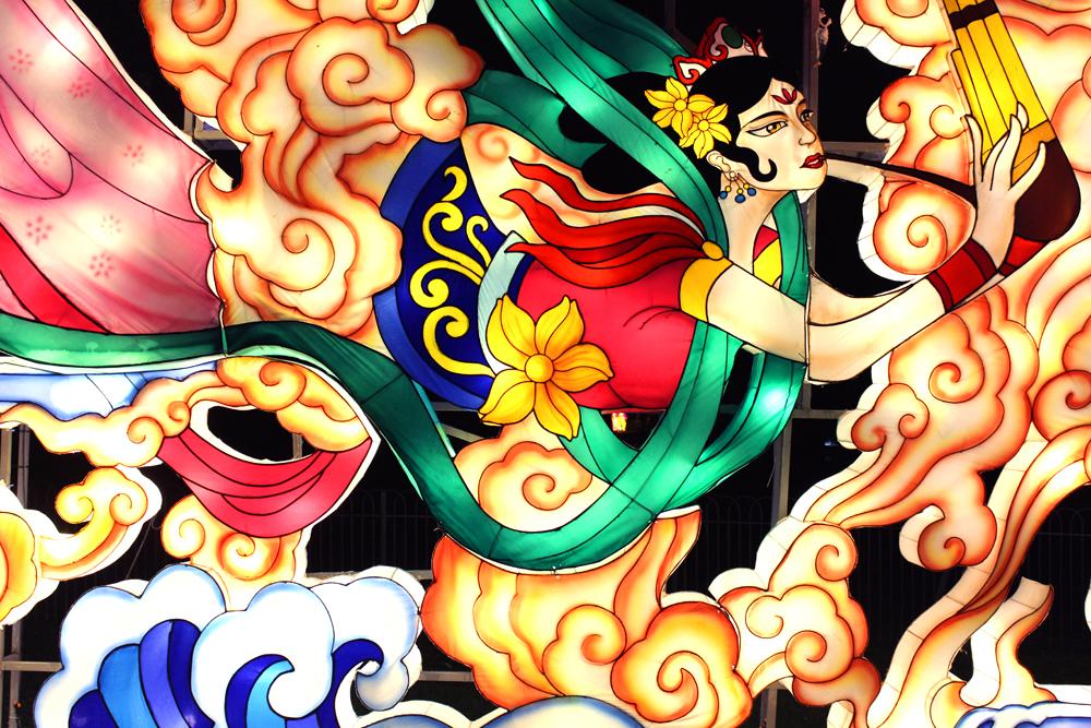 Magical Lantern Festival, London - UK lifestyle blog