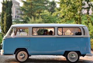 Pulmino volkswagen per matrimonio salerno auto sposi