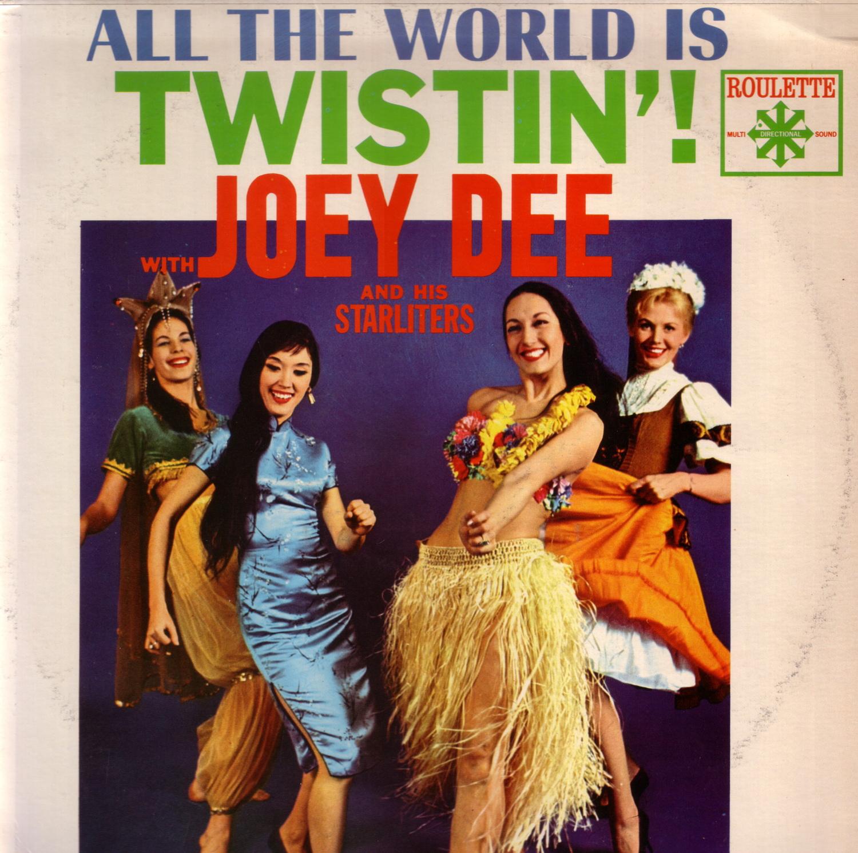 Joey Dee Mother Goose TwistJoeys BluesLet Me Do My TwistBlue Twister