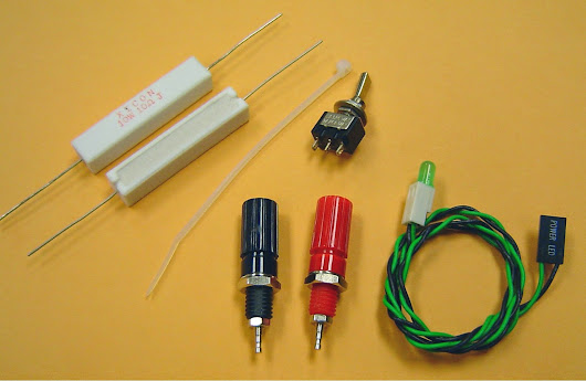 Make a 12Volt 10Amp, 20Amp, 30Amp, 40Amp variable transformerless electronic SMPS power supply