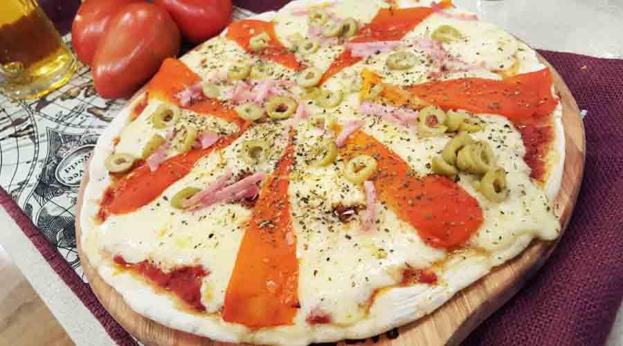 Hecho en casa by oli for En 3 pizzas te olvido