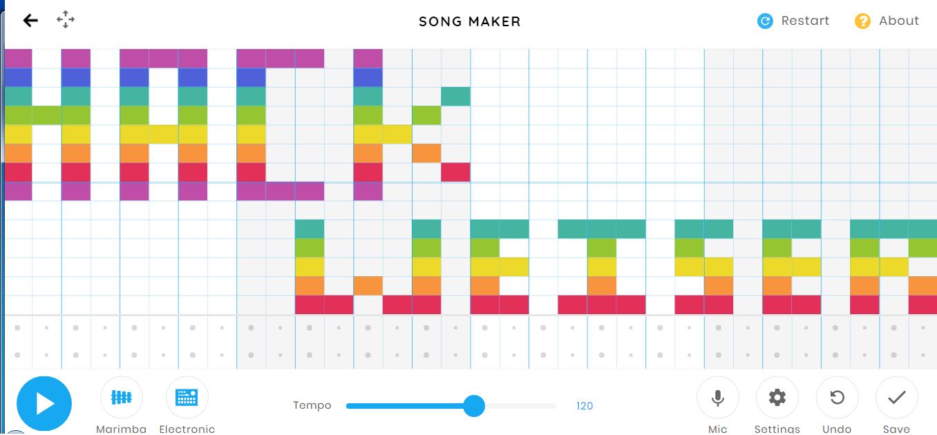 Google's new browser-based Song Maker tool - HackWeiser