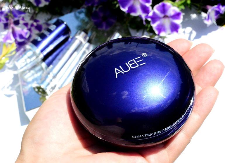 AUBE Procollagen+ Synthesis - Krem Na Dzień Wzmacniający Strukturę skóry z widocznymi zmarszczkami