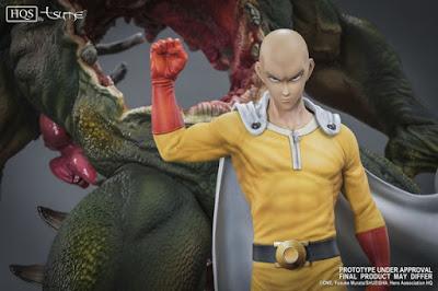 Da One-Punch Man arriva Saitama della Tsume