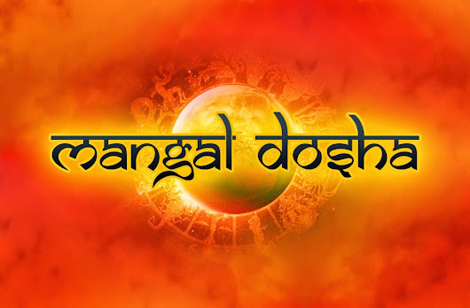 Facts behind Mangal Dosha - Blog