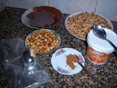 حلوة العيد بالكاوكاو والشكلاط بالصور