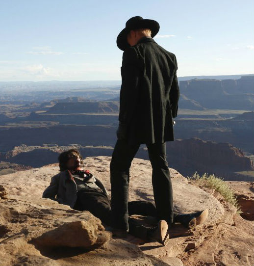 WESTWORLD premieres on HBO this week