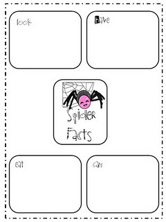 Library Learners: Spider Centers