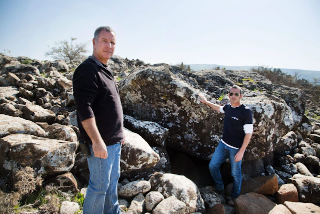 Dolmen de Alta Galilea