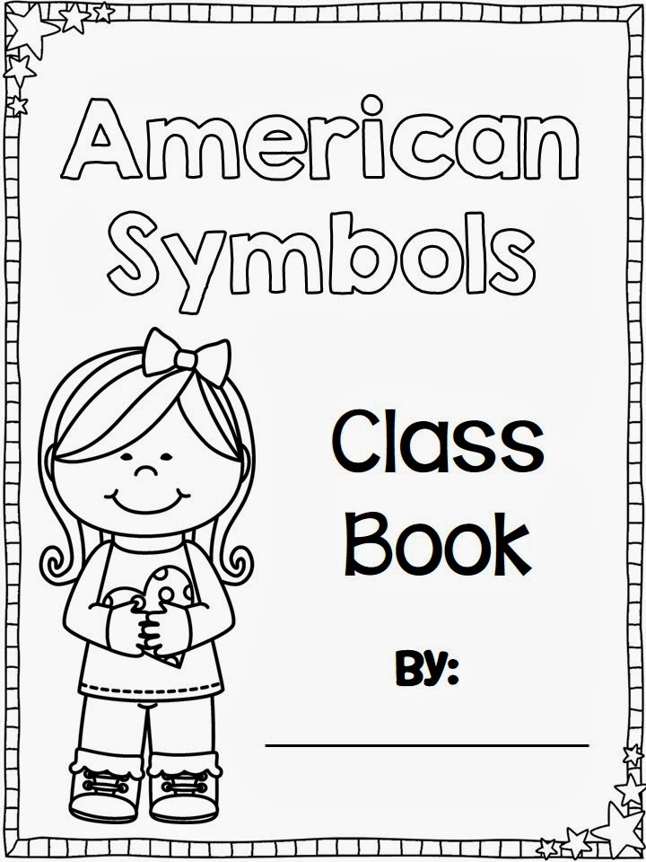 Teaching Ideas for American Symbols | Flying into First Grade