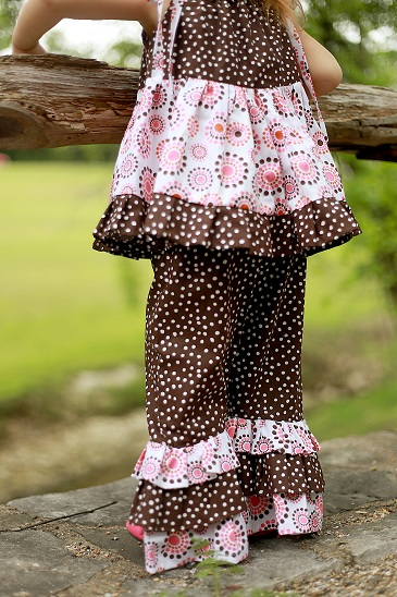 Sewing Patterns for Girls Dresses and Skirts: Pillowcase Dress/Top ...