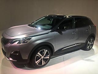 Prime Impressioni Nuova Peugeot 3008