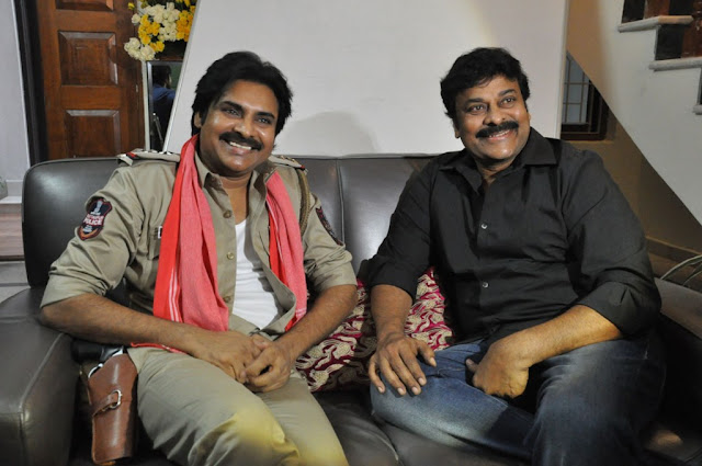 Pawan Kalyan Photos as Gabbar Singh