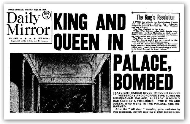 13 September 1940 worldwartwo.filminspector.com Daily Mirror